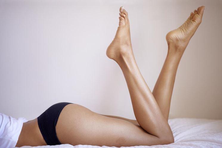 Evitare gambe gonfie